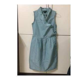 花苞裙洋裝