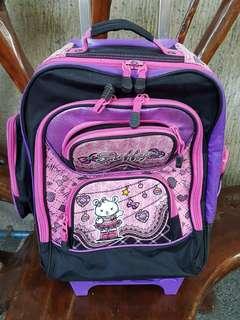 Hawk Puffy Trolley Bag