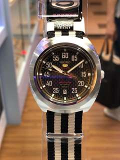 SEIKO SPORTS 5 LIMITED EDITION Automatic SRPA93K1 (機械自動錶)