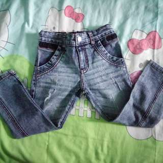 Preloved toddler Jeans