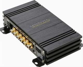 Ground Zero GZDSP 6-8x DSP Audio Processor (With Remote) Dekit Sales