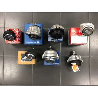 BMW X1 X3 X4 X5 X6 E84 E83 F25 E53 E70 E71 F48 F15 F16 F26 F48 G01 Engine Mounting