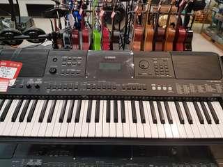 Dijual Credit Keyboard Yamaha PA-150 PSR-E453 Cukup Bayar Admin 199.00