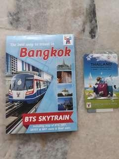 Bangkok BTS Skytrain 1 day pass