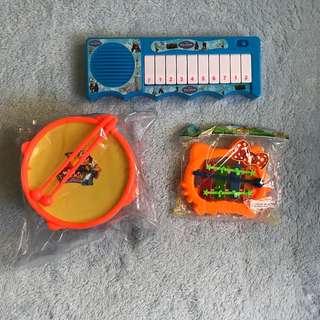 Preloved Musical Toys