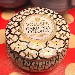 NEW! VOLUSPA Garden Colonia Candle