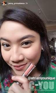 Lipsmatte by Atriani younique