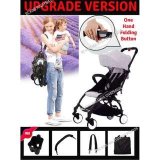 2018 NEW UPGRADE Babytime Portable Light Travel Baby Stroller Aldo Baby Throne Compacto Compact Babythrone Vovo