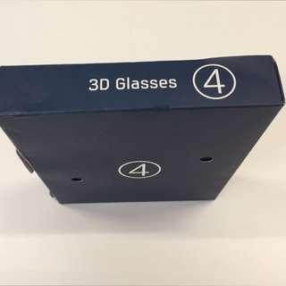 Samsung 3d glasses 4100