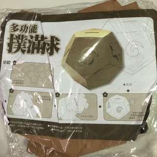 DIY 撲滿球