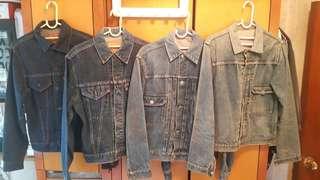 Collection original levis denim jacket 1st2nd3rd4th