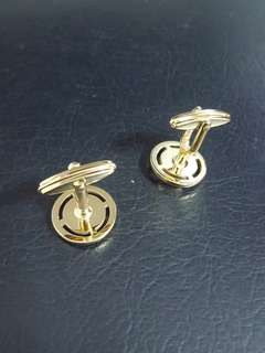 Genuine LANVIN old cufflinks