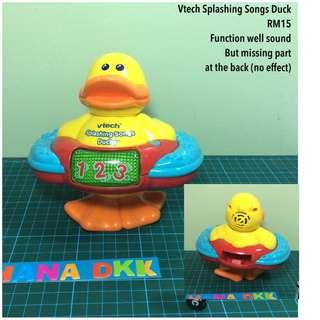 Vtech Splashing Song Duck