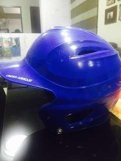 Underarmour baseball helmet