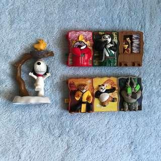 Preloved Mcdo Toys