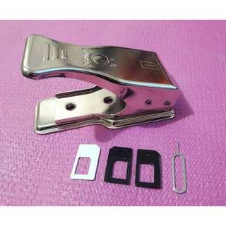 SALE Micro/Nano Sim Cutter