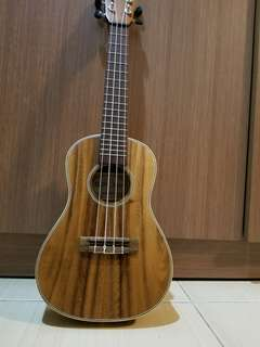 unused ukulele