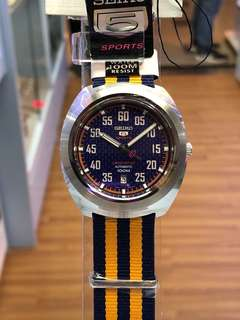 SEIKO SPORTS 5 LIMITED EDITION Automatic SRPA91K1 (機械自動錶)