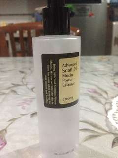 Cosrx advanced snail 96 mucin