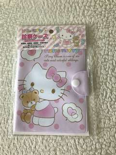 Hello Kitty Health Card Case