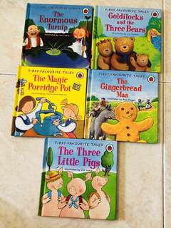 Ladybird First Favourite Tales Storybooks