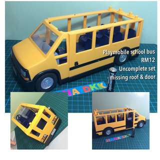 Playmobile School Bus 5940