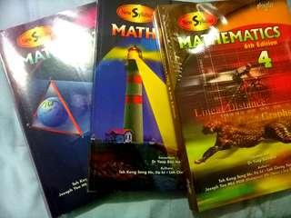 Mathematics Secondary upper/lower practice bk