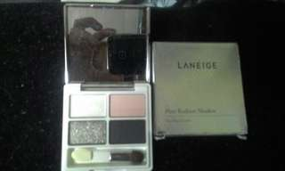 Authentic laneige pure radiant eyeshadow