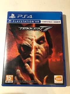 PS4 Tekken7
