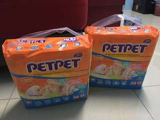 Pampers Petpet