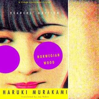 Norwegian Wood (ノルウェイの森 #1-2) by Haruki Murakami