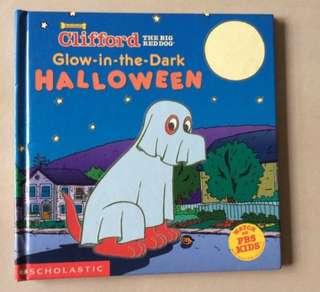 Scholastic Grow in the dark helloween