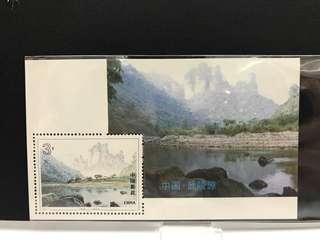 1994年武陵源小型張