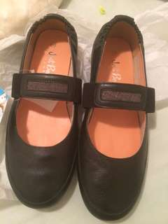 BRAND NEW work leather shoes