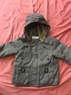 Baby winter outer coat very cute!