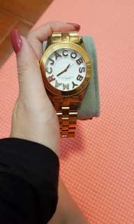 Marc Jacob's rose gold