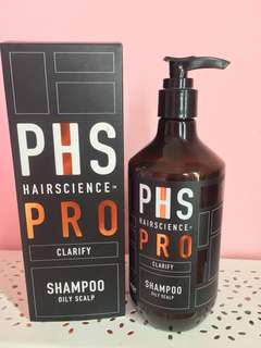 (Brand New) PHS Hair Science Clarify Shampoo - Price Includes Normal Postage