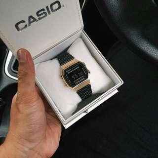 Casio Classic Alarm Chronograph #letgo4raya