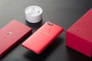 OPPO R11S 64GB RED (limited edition) 99% new