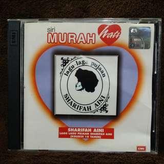 Sharifah Aini - Lagu lagu Pujaan (Audio CD)