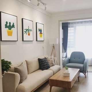 【 現貨 】菠蘿選畫所 – 療癒花園 I 北歐/ 插畫/ 攝影/ 裝飾畫/ 複製畫/ painting