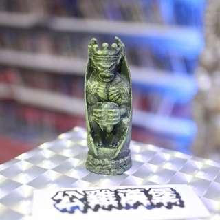 「石像鬼 小擺飾 高约5.3cm @公雞漢堡」