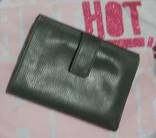 Fino Green Bifold Wallet