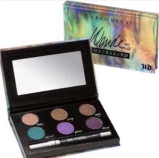 (75% off!!) BNIB Urban Decay wande's contraband eyeshadow palette