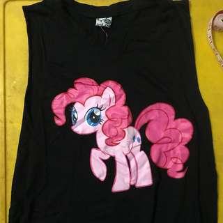My little pony Muscle Tank