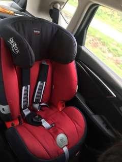 Britax Evolva Booster Car Seat