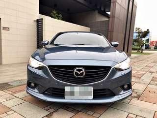 🚗🚗Mazda Mazda6 2.5鐵灰👍⬆️⬆️