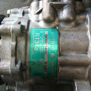 Axia compressor