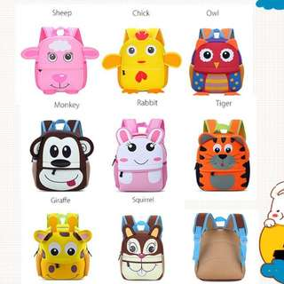Bag for kids (Animals Design)