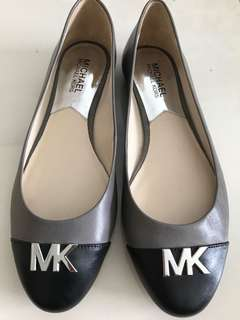 Michael Kors leather flats (NEW!)